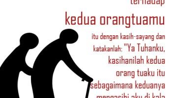 Dalil Tentang Wajibnya Berbakti Dan Haramnya Durhaka Pada Kedua